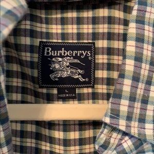 Burberry Shirts - Burberry flannel